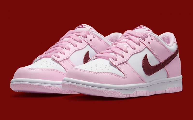 Nike Dunk Low GS ''Valentine's Day'' - CW1590-601