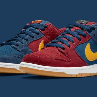 Nike SB Dunk Low Pro ''Barcelona'' - DJ0606-400