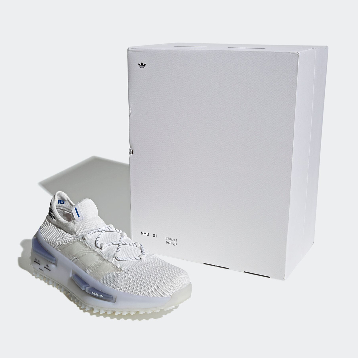 adidas NMD S1 ''White'' - Edition 1 - GZ7900