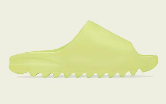 adidas Yeezy Slide ''Glow Green'' - GX6138