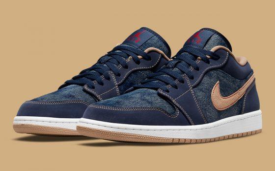 Abonnez-vous pour ne plus rien rater de l'actu des sneakers Low SE ''Denim'' - DH1259-400