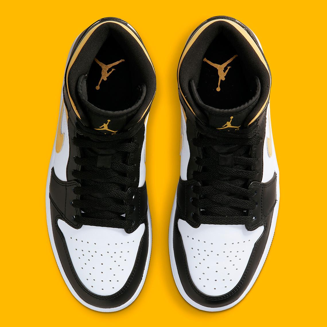 Air Jordan 1 Mid ''Pollen'' - 554724-177