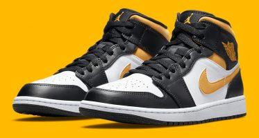 Air Jordan1 Mid ''Pollen''