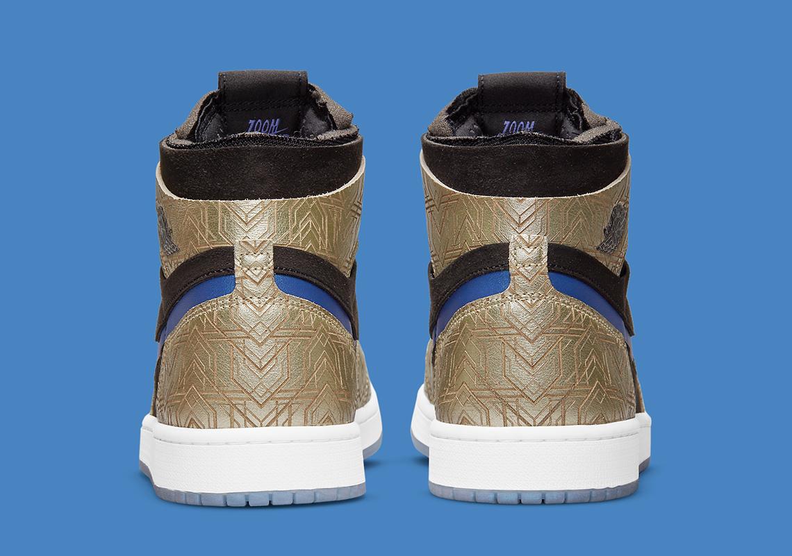 Air Jordan 1 Zoom Comfort CMFT ''Gold Laser'' - DQ0659-700