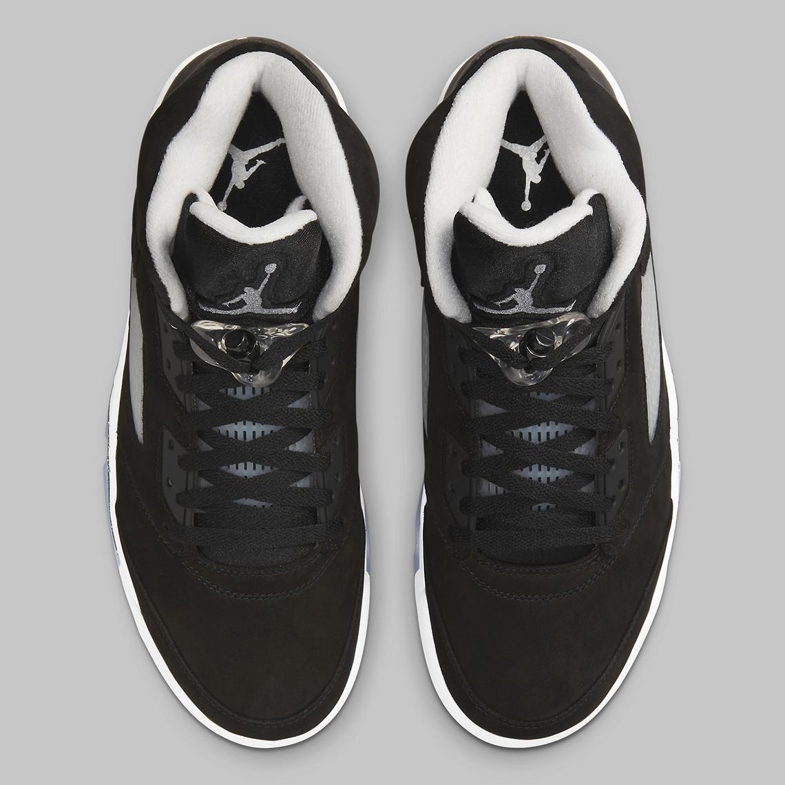 Air Jordan 5 ''Oreo'' - 2021 - CT4838-011