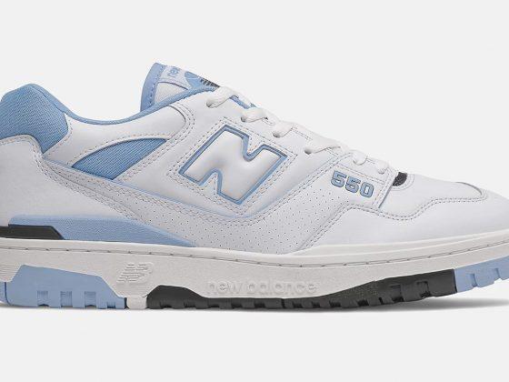 New Balance 550 ''UNC''/''Baby Blue'' - BB550HL1