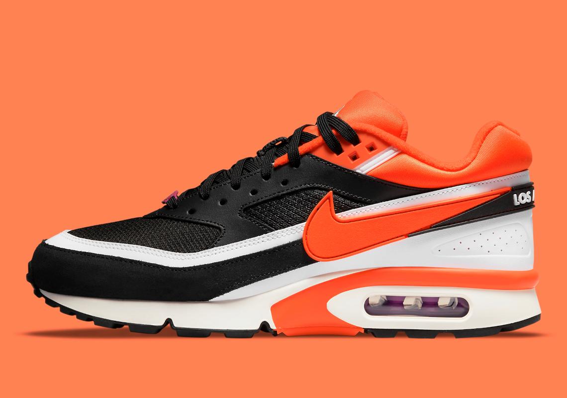 Nike Air Max BW ''Los Angeles'' - City Pack - DM6444-001