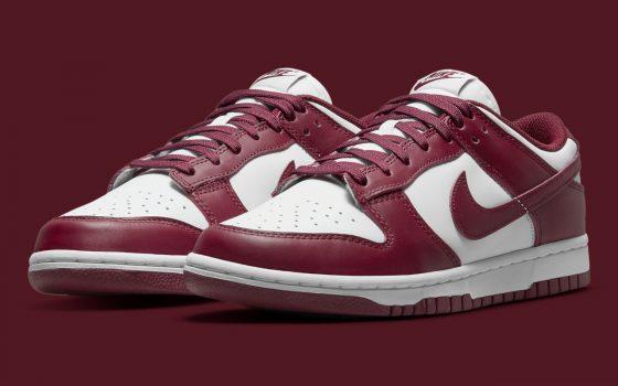 Nike Dunk Low ''Bordeaux'' - DD1503-108