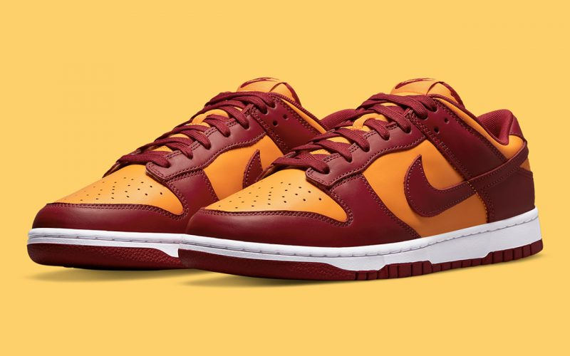 Nike Dunk Low ''Midas Gold'' - DD1391-701