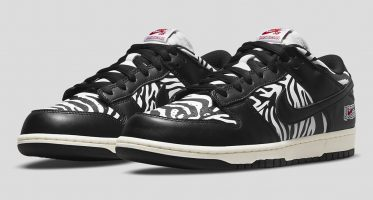 QuartersnacksNike SB Dunk Low ''Zebra''