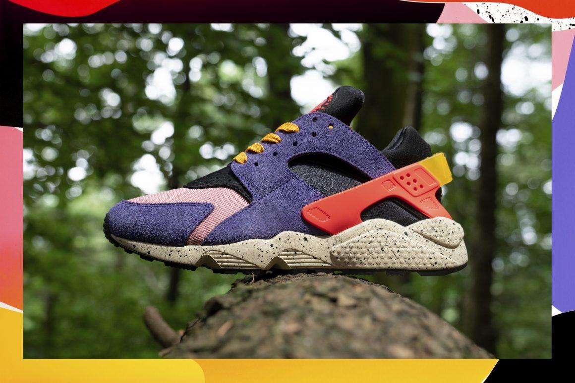 size? x Nike Air Huarache ''ACG'' - 30th Anniversary
