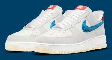 UndefeatedNike Air Force 1 Low ''5 On It''