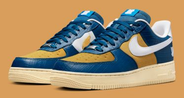 UndefeatedNike Air Force 1 Low ''5 On It'' - Court Blue