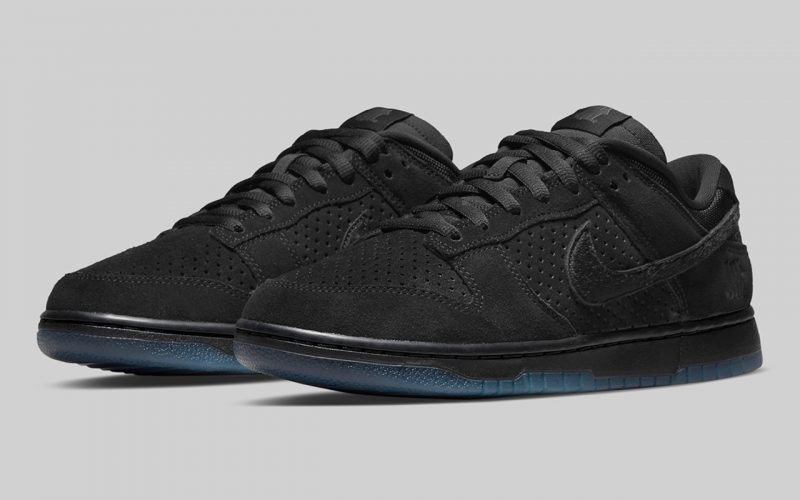 UNDEFEATED x Nike Dunk Low ''5 On It'' - Black - DO9329-001