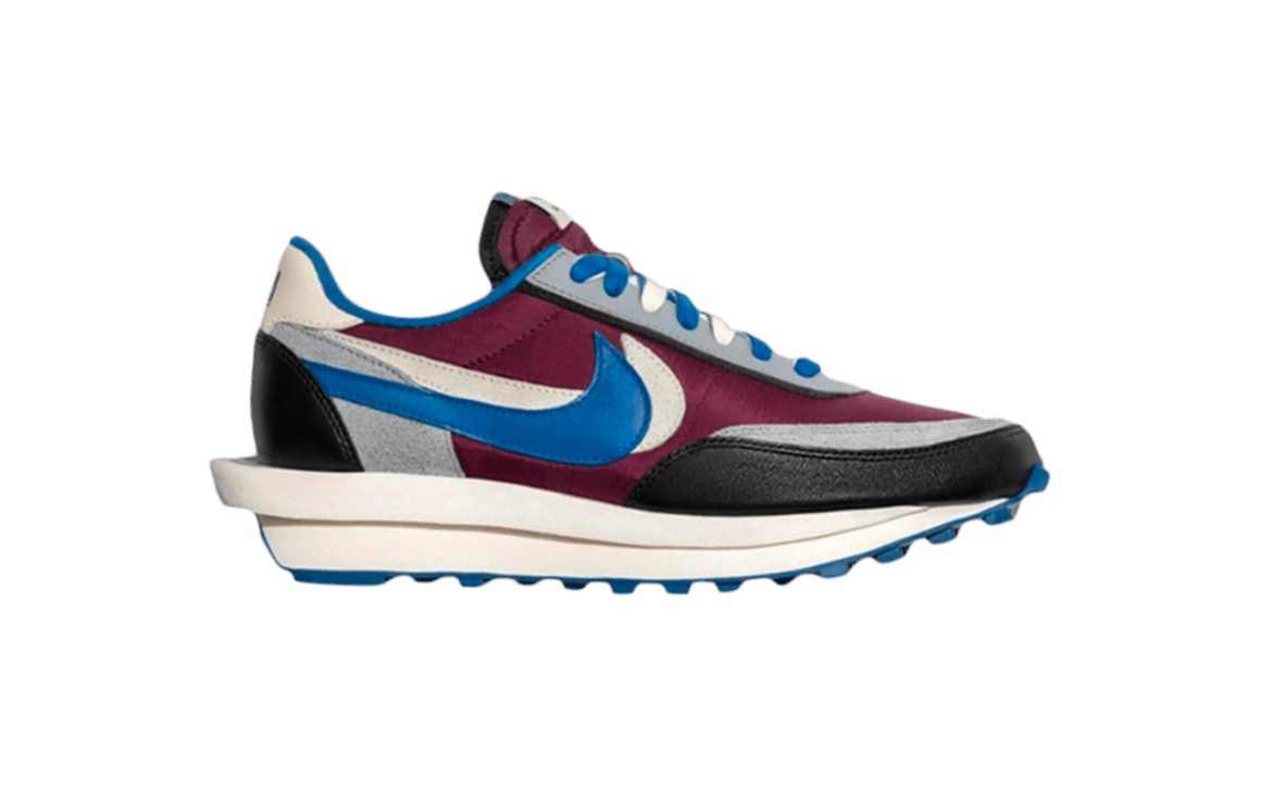 UNDERCOVER x sacai x Nike LDWaffle ''Night Maroon'' - DJ4877-600