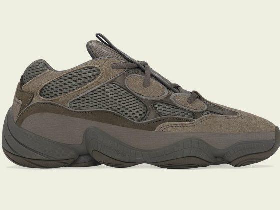 adidas Yeezy 500 ''Clay Brown'' - GX3606