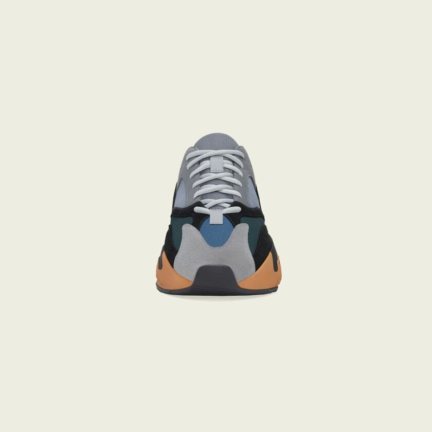 adidas Yeezy Boost 700 ''Wash Orange'' - GW0296