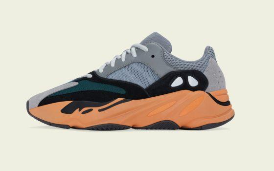 adidas yeezy boost 700 wash orange GW0296 560x350