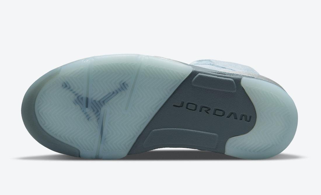 Air Jordan 5 WMNS ''Bluebird'' - DD9336-400