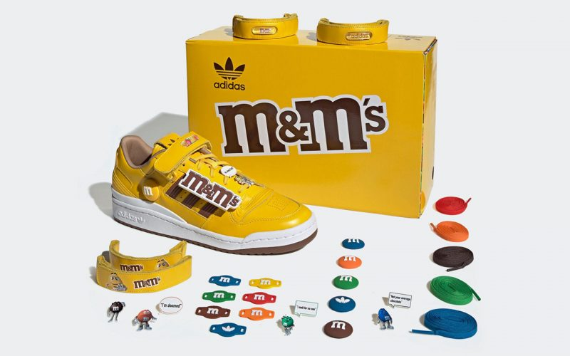 M&M'S x adidas Forum '84 Low - GY1179