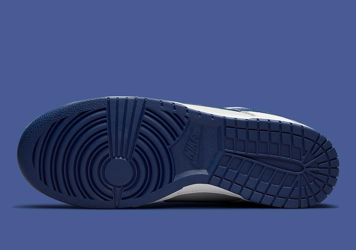 NBA x Nike Dunk Low ''Brooklyn Nets'' - DD3363-001