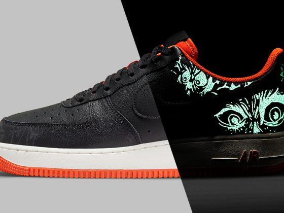 Nike Air Force 1 Low '07 PRM ''Halloween'' - DC8891-001