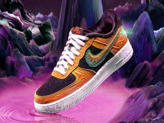 Nike Air Force 1 Low ''Siempre Familia'' - DO2157-816