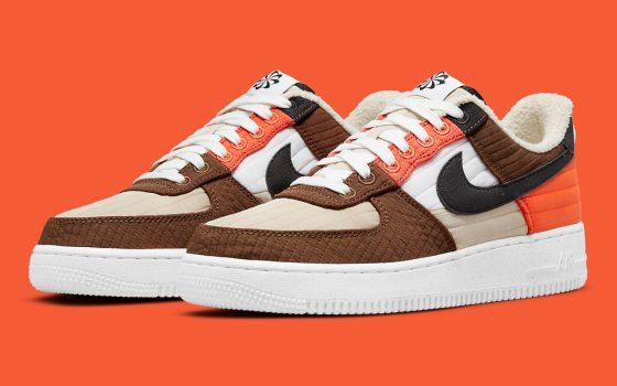 Nike Air Force 1 Low ''Pecan Quilt'' - DH0775-200