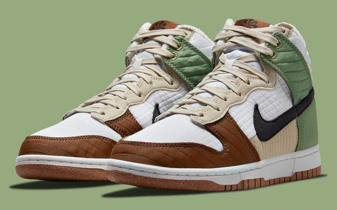 Nike Dunk High ''Next Nature''/''Summit White'' - DN9909-100