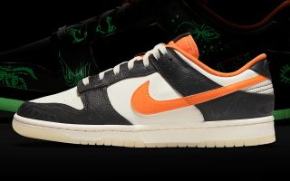 Nike Dunk Low PRM ''Halloween'' - DD3357-100