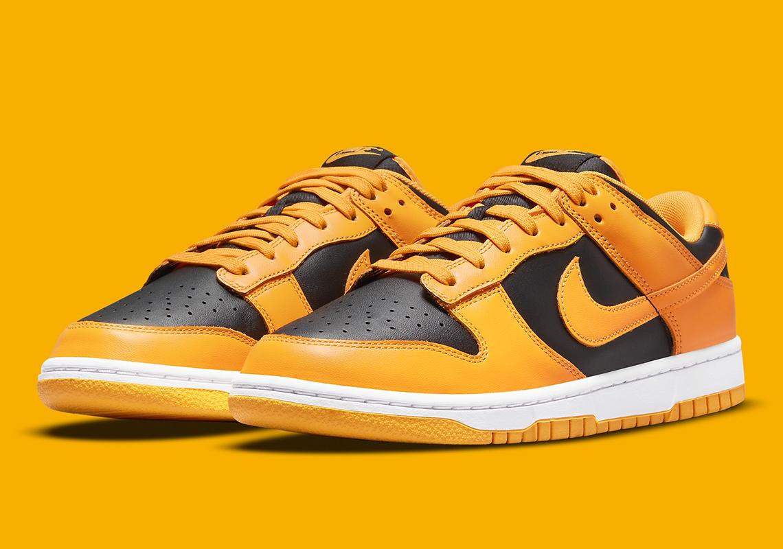 Nike Dunk Low Retro ''Goldenrod'' - DD1391-004
