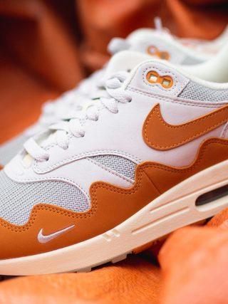 Patta x Nike Air Max 1 ''Monarch'' - DH1348-001