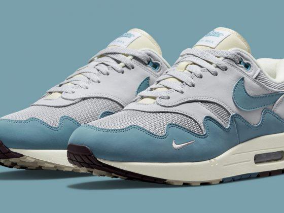 Patta x Nike Air Max 1 ''Noise Aqua'' - DH1348-004